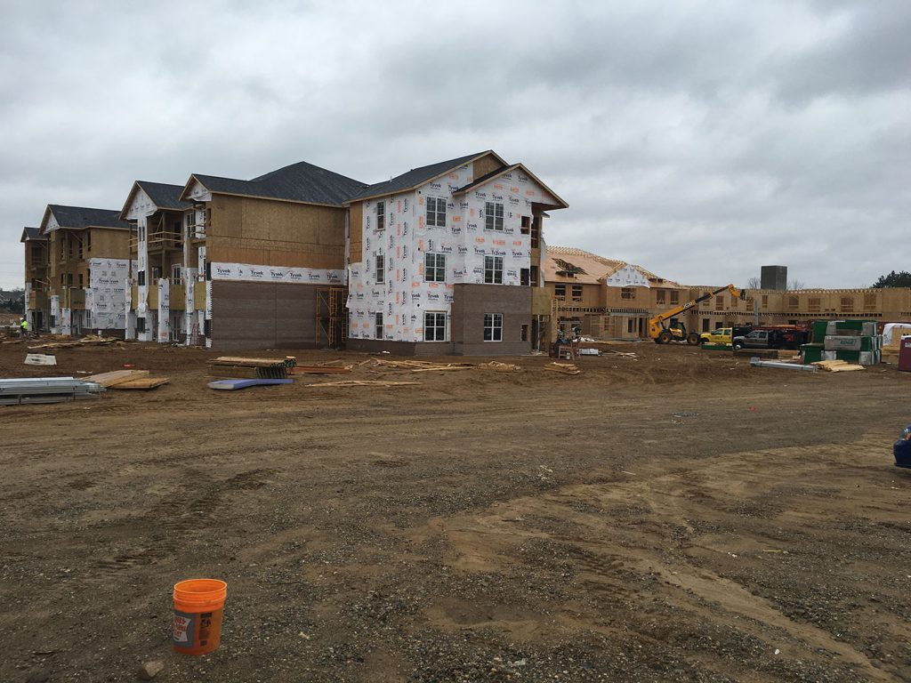 Portage Construction Update 4 28 2016 Storypoint Senior
