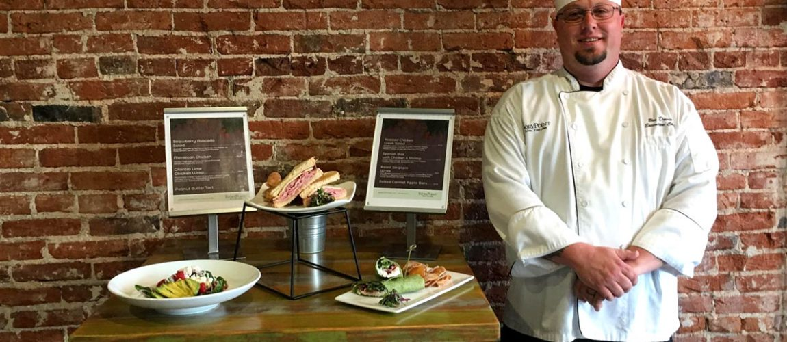 Pop-Up food with Chef