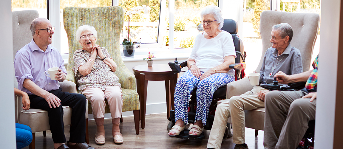 The Difference Between Nursing Homes And Senior Living