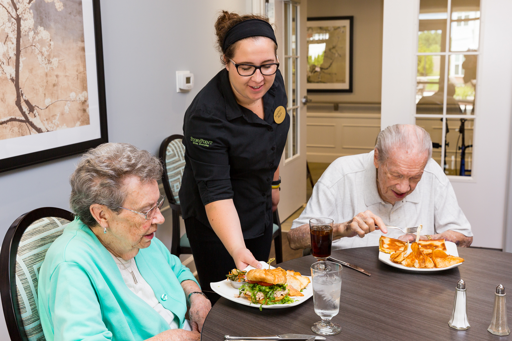 The Difference Between Assisted Living And In-home Care