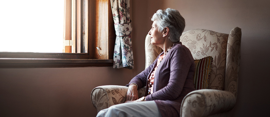 3 Signs Of Senior Loneliness (And How To Support Your Loved One)
