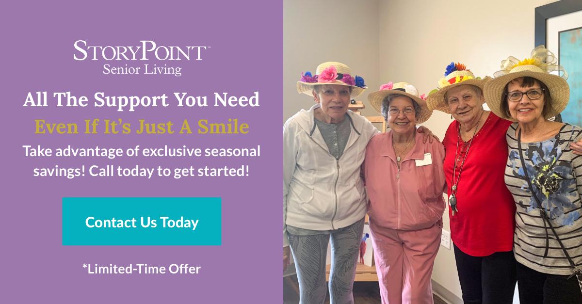 StoryPoint Seasonal savings promotion