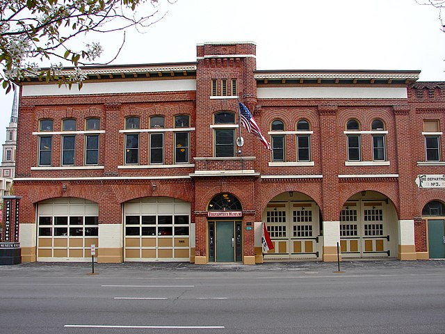 Fort Wayne Fire Fighters Museum